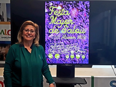 Mª José Rodríguez Festa Major hivern 2019